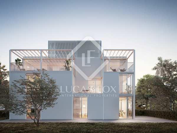 Piso de 117m² con 35m² terraza en venta en Alella