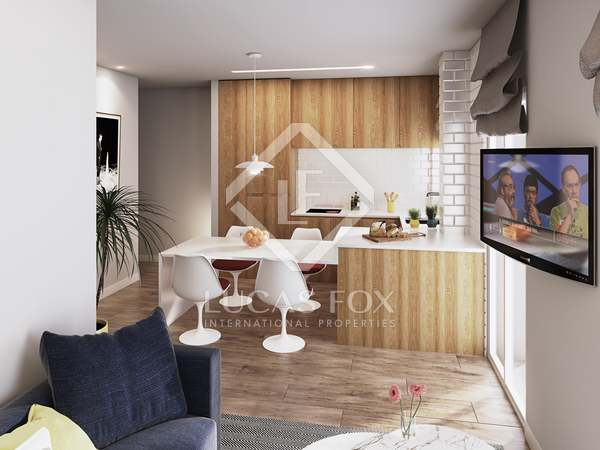 75 m² apartment for sale in Justicia, Madrid