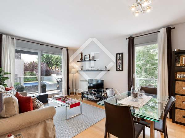 Appartement van 95m² te huur in Sant Cugat, Barcelona