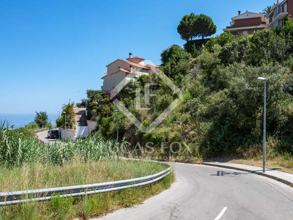 918m² Plot for sale in Alella, Maresme