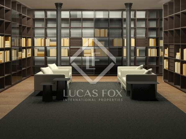Apartamento elegante a reformar en venta en el Eixample