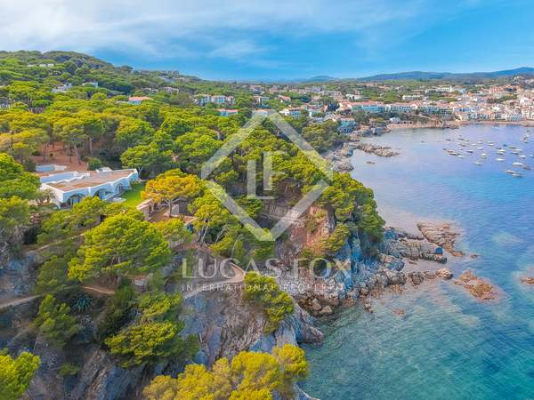 566m² Haus / Villa zum Verkauf in Llafranc / Calella / Tamariu