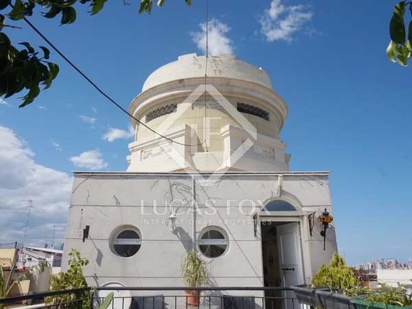 73m² Takvåning med 60m² terrass till uthyrning i Sant Francesc