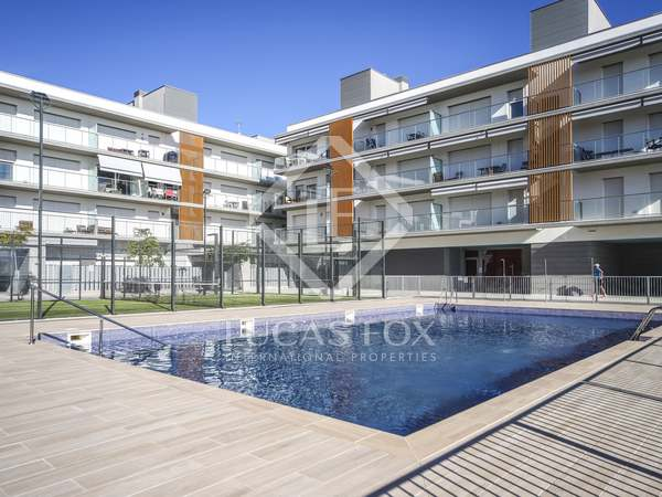 119m² Apartment for sale in Cubelles, Barcelona