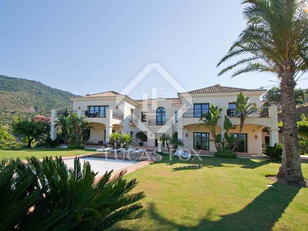 Villa for sale in La Zagaleta, Benahavís