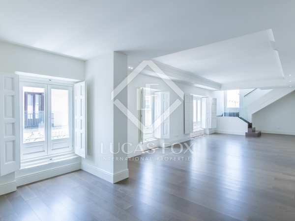 Piso con 67 m² de terraza en alquiler en Castellana