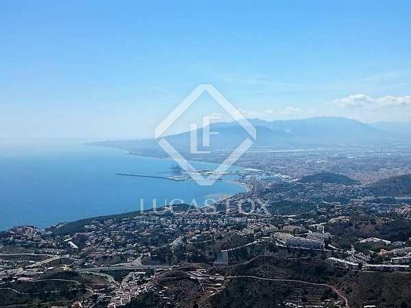 1,136m² Plot for sale in East Málaga, Málaga