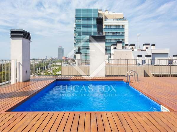 Piso de 138m² con 18m² de terraza en venta en Poblenou
