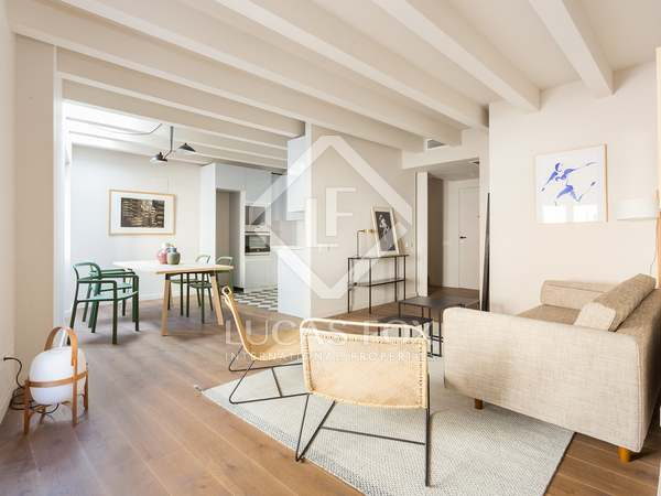 Incredible duplex to buy in new Born development, Barcelona
