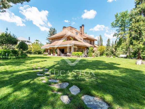 Casa / Villa de 893m² en venta en Pozuelo, Madrid