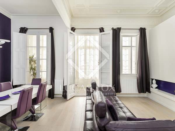 180m² Apartment for rent in Eixample Right, Barcelona