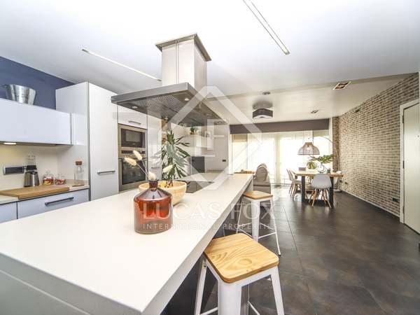 Penthouse van 105m² te koop in Vilanova i la Geltrú