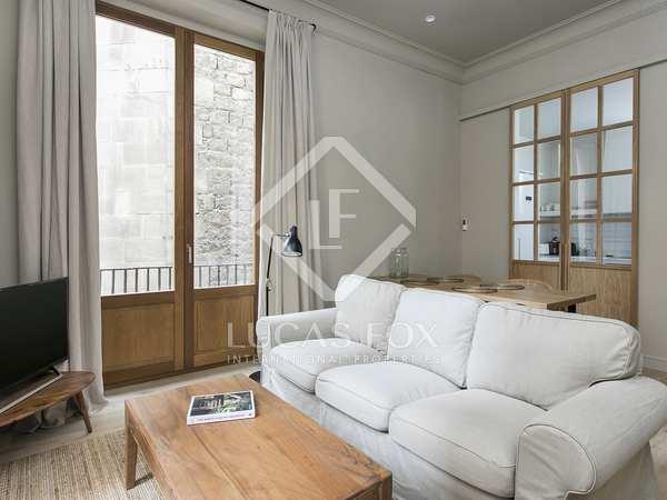 Piso de 85 m² en alquiler en El Born, Barcelona