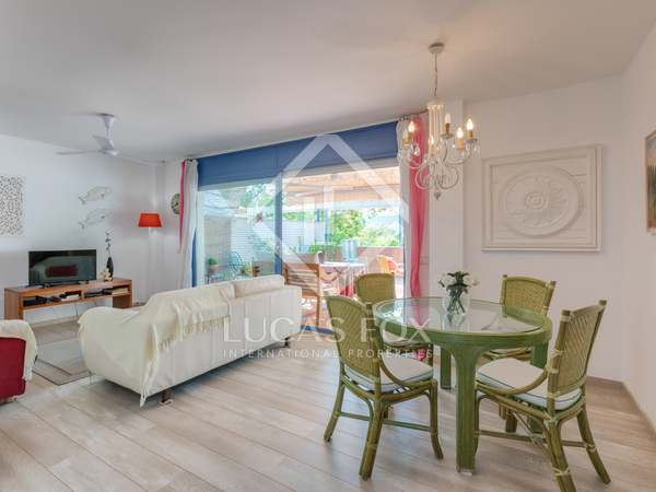 94 m² apartment with 60 m² terrace for sale in Platja d'Aro