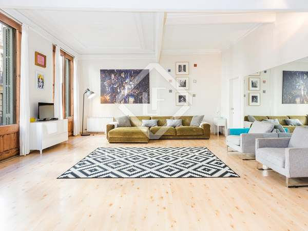 216m² Apartment for sale in El Born, Barcelona
