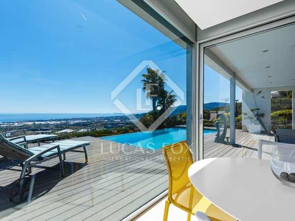 Huis / Villa van 358m² te koop in Cabrils, Barcelona