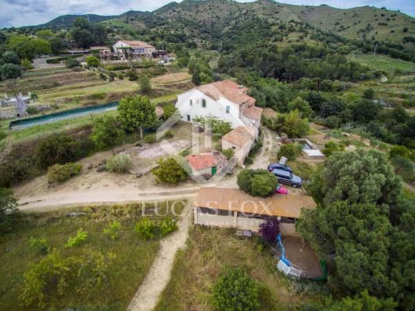 Casa rural a reformar en venta en Tiana, Maresme