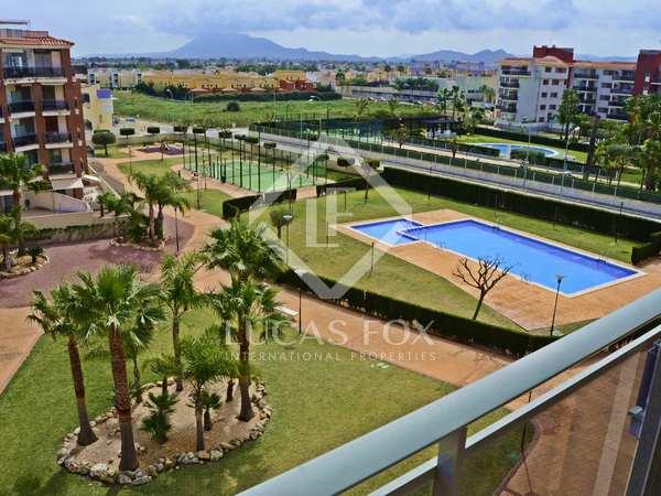 Appartement de 60m² a vendre à Dénia, Costa Blanca