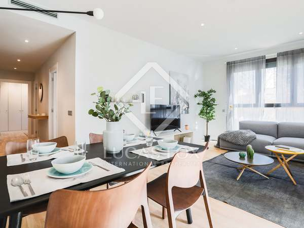 58m² Apartment with 12m² terrace for sale in Sants