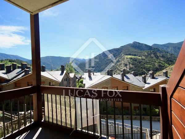 2-bedroom apartment for sale in centre of Ordino, Andorra