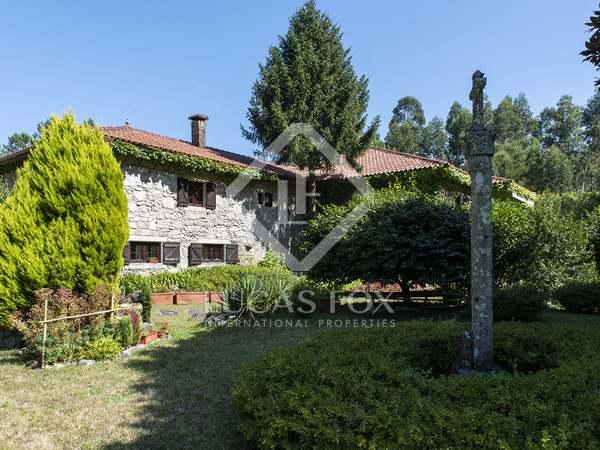 Huis / Villa van 790m² te koop in Pontevedra, Galicia