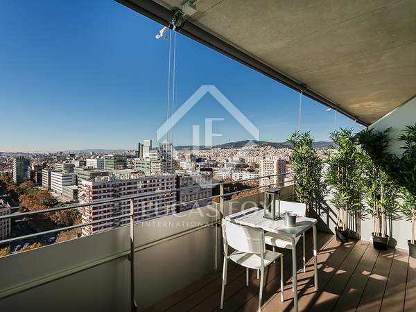 99 m² apartment with 13 m² terrace for sale in Diagonal Mar