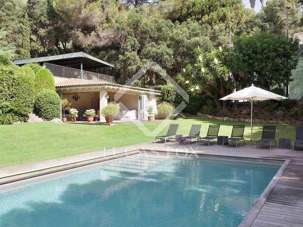 Huis / Villa van 557m² te koop in Sant Andreu de Llavaneres