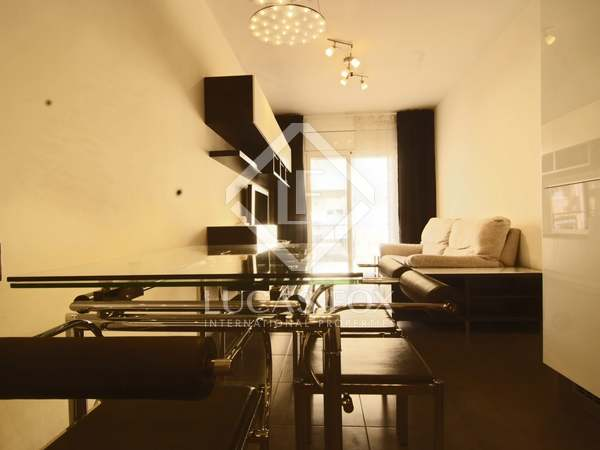 Apartment for rent in Barcelona's exclusive Eixample