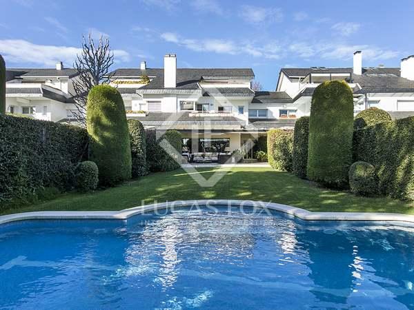 Preciosa casa en venta en el exclusivo barrio de Pedralbes