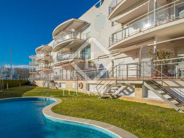 Piso de 86m² con 23m² terraza en venta en Platja d'Aro