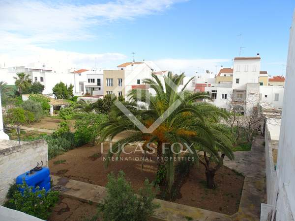 200 m² house with 10 m² terrace for sale in Menorca