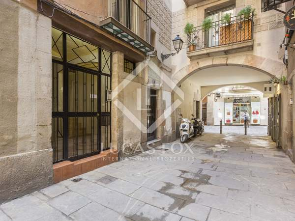 116m² apartment for sale in El Born, Barcelona