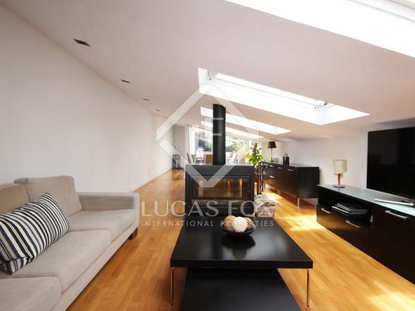 Appartement van 120m² te huur in Recoletos, Madrid