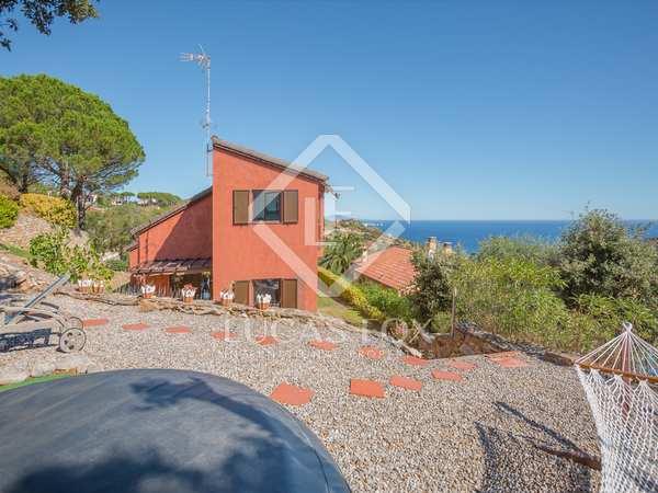 Huis / Villa van 203m² te koop in Sa Riera / Sa Tuna