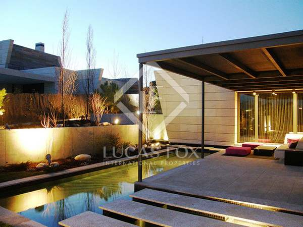 Luxury house with 8 bedrooms for sale in La Finca, Madrid