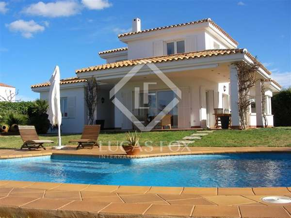 250 m² house for sale in Menorca, Spain