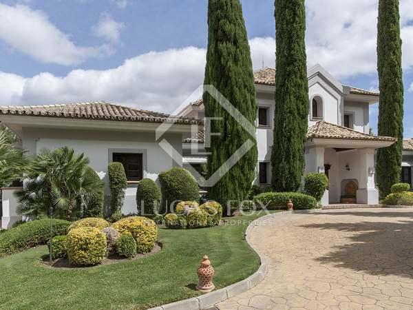 在 La Zagaleta, Costa del Sol 1,300m² 出售 豪宅/别墅