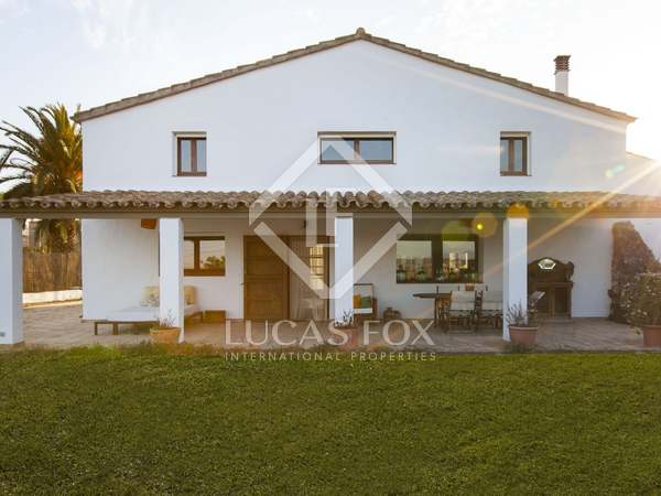 340m² Hus/Villa till salu i Penedès, Sitges