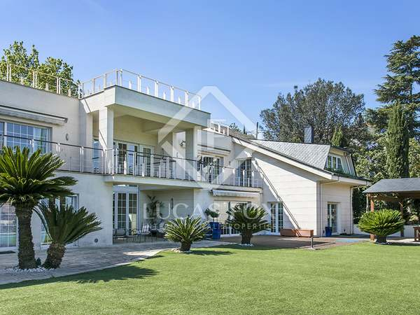 Huis / Villa van 870m² te koop in Sant Cugat, Barcelona