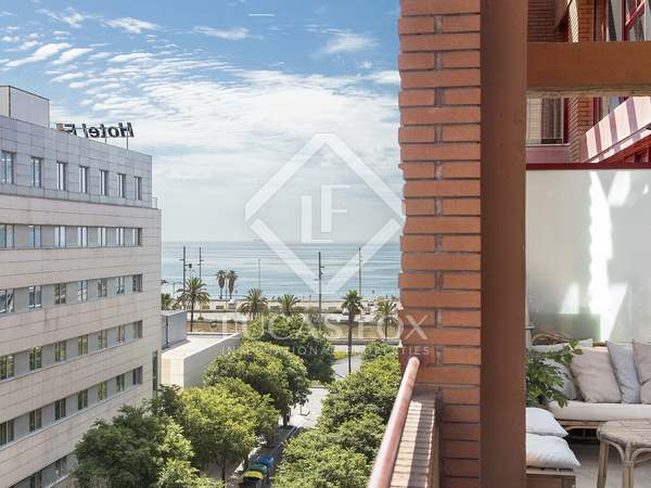 140m² Apartment for rent in Diagonal Mar, Barcelona