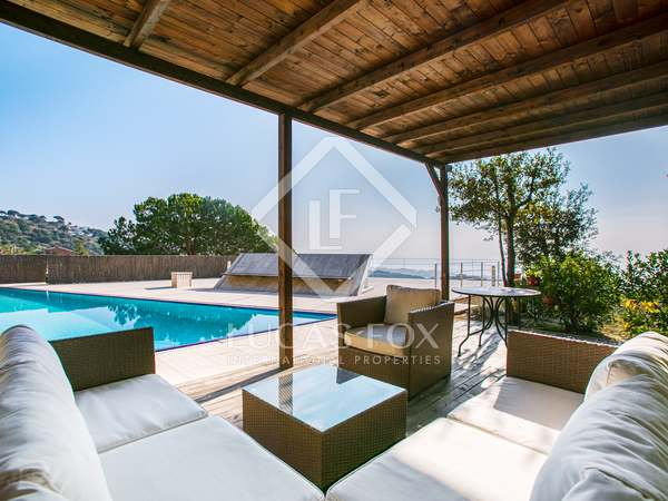 467m² House / Villa for sale in Teià, Barcelona