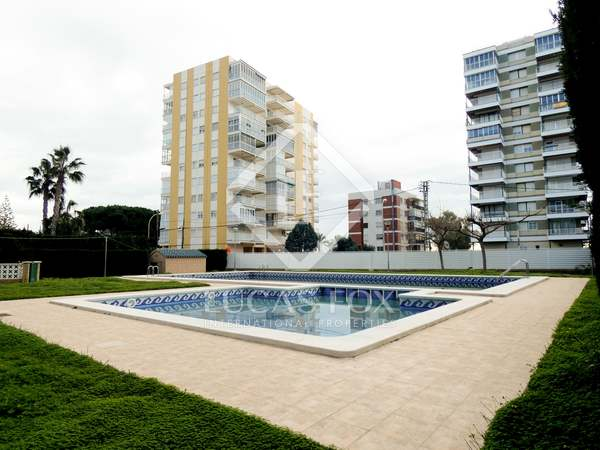 56m² Apartment with 18m² terrace for sale in Castellón