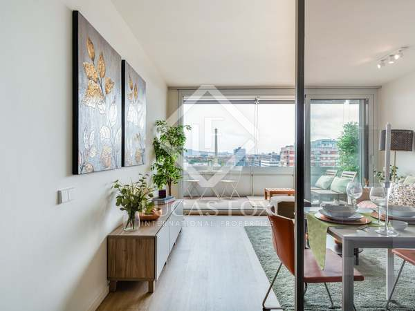 68m² Apartment with 9m² terrace for sale in Diagonal Mar