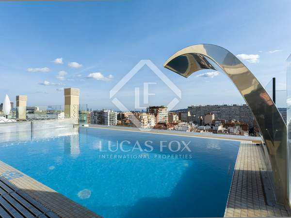 Piso de 95 m² con 14 m² de terraza en venta en Turó Park