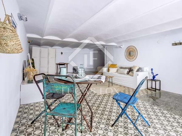 60m² Apartment with 10m² terrace for sale in Sitges Town