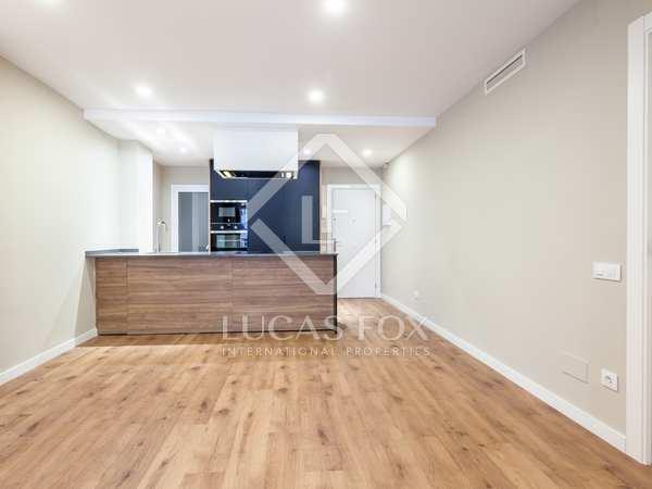 Appartement van 86m² te koop met 16m² terras in Gracia