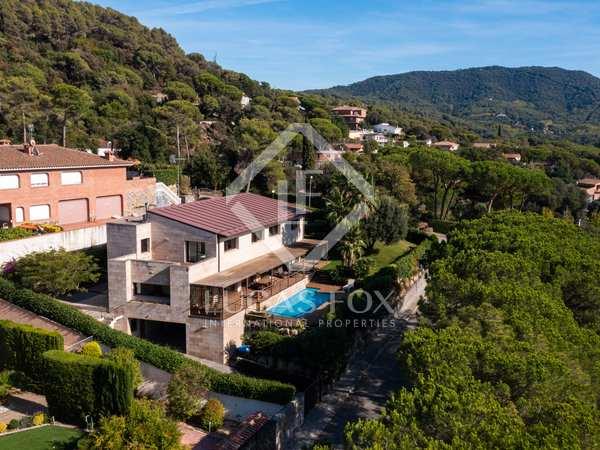 770m² house / villa for sale in Vallromanes, Barcelona