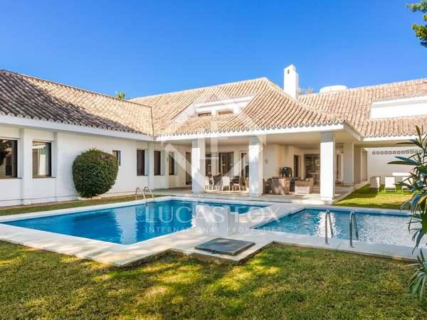 Villa de 807 m² en venta en Puerto Banús
