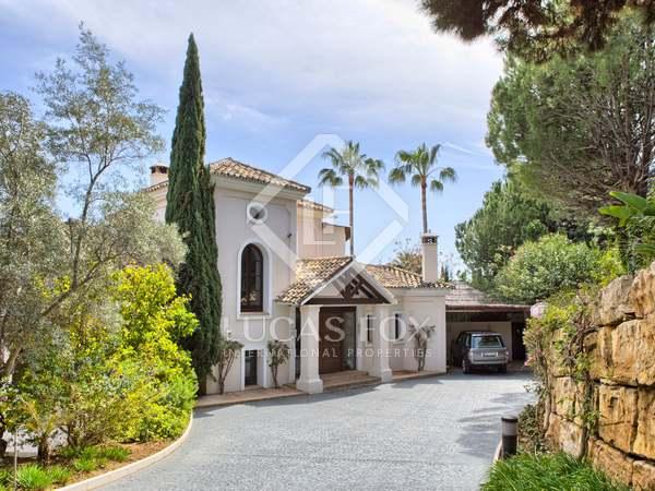 674m² House / Villa for sale in La Zagaleta, Costa del Sol