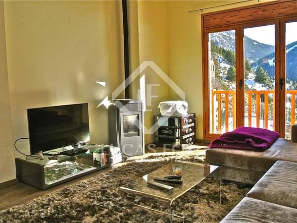 Penthouse for sale in Andorra's Grandvalira ski area